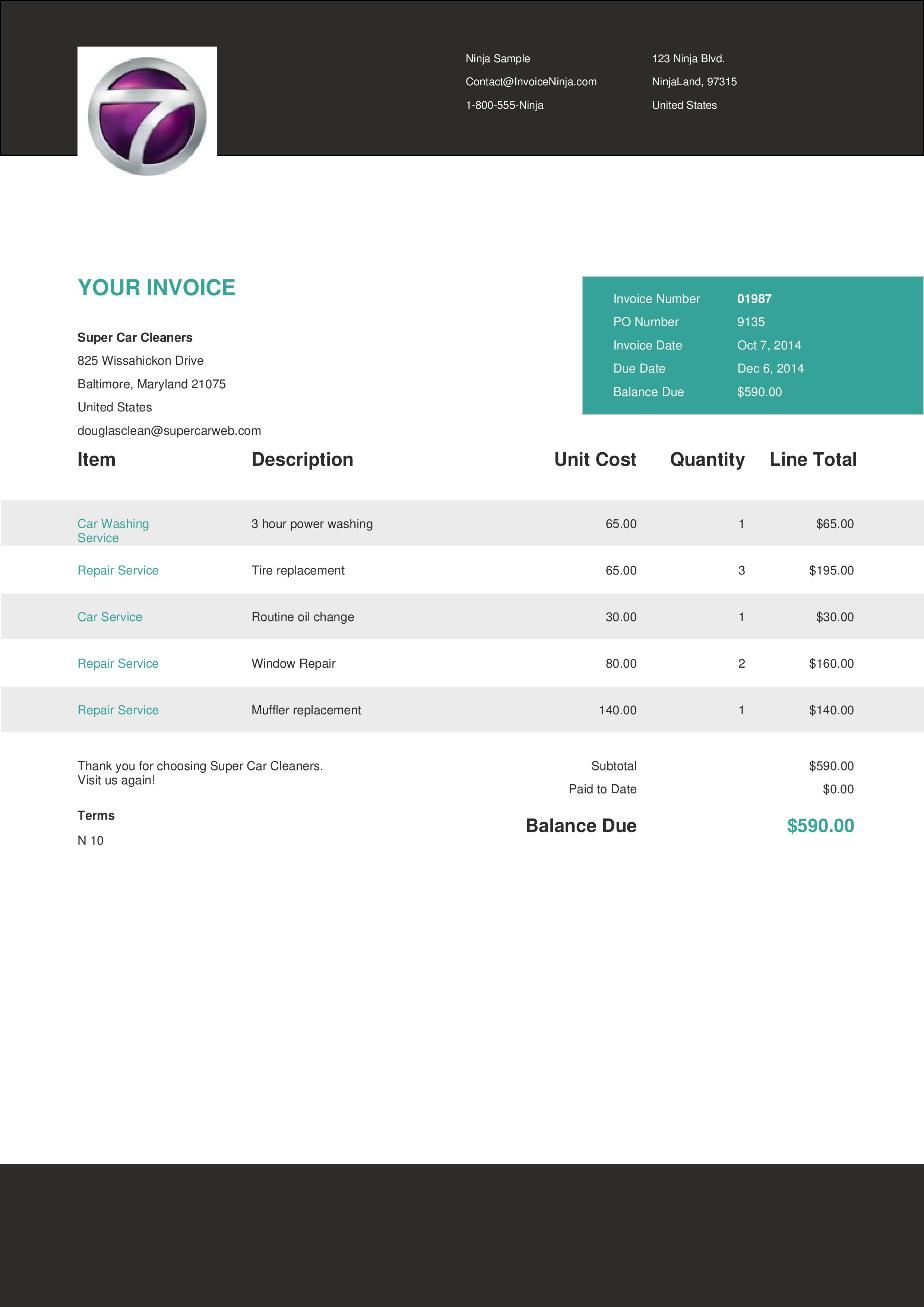 New collection of invoice maker app business cards and for Invoice builder app