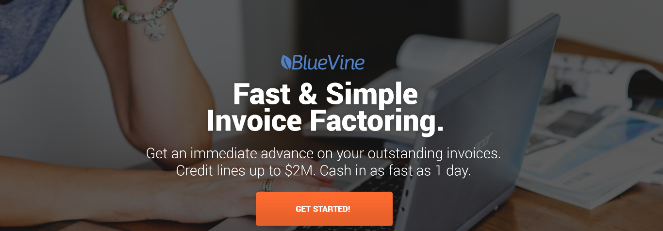 blue vine invoice factoring | invoice ninja, Simple invoice